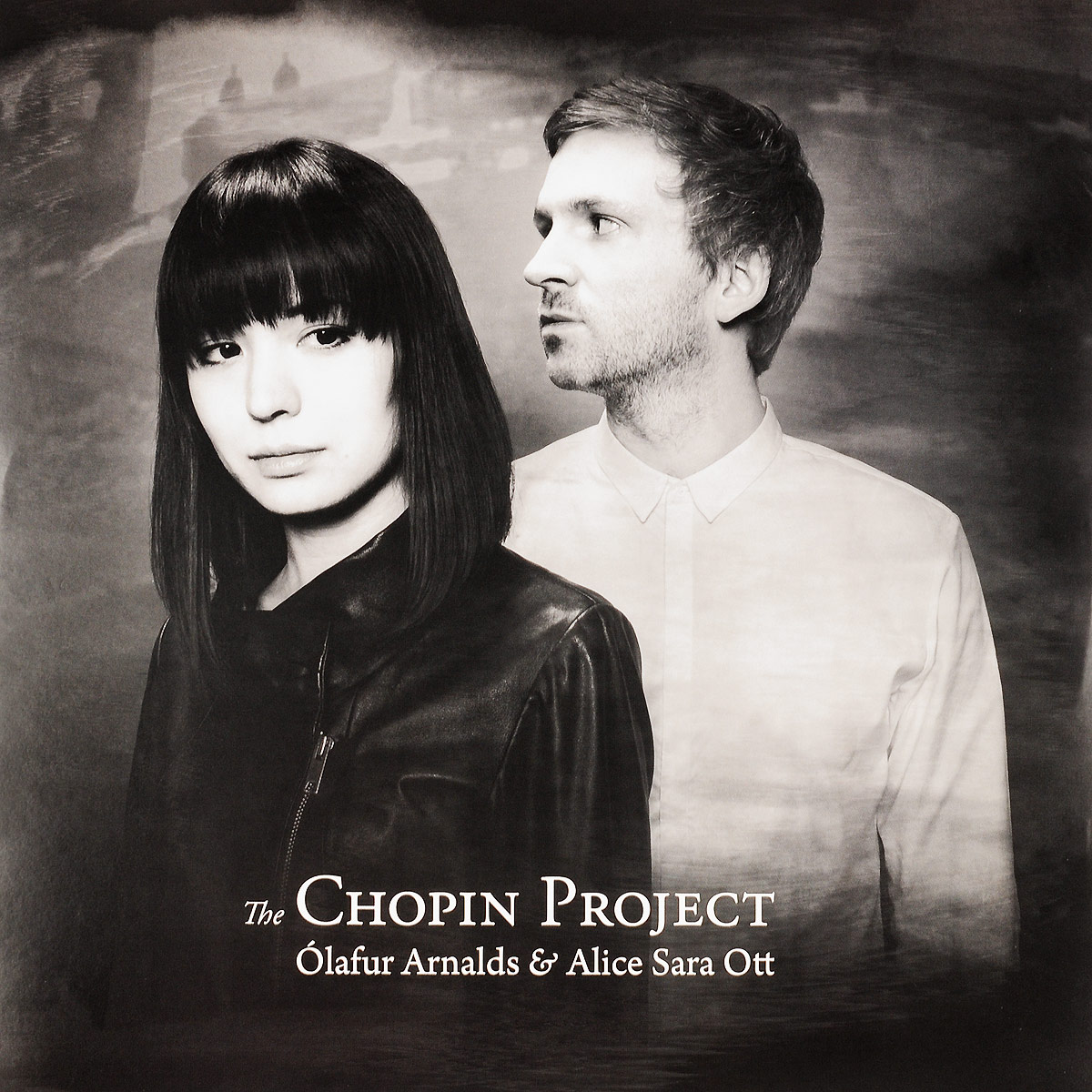 Олафур Арналдс,Элис Сара Отт Olafur Arnalds And Alice Sara Ott. The Chopin Project (LP)
