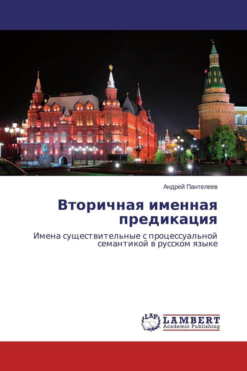 Вторичная именная предикация нина роландовна добрушина сослагательное наклонение в русском языке опыт исследования грамматической семантики