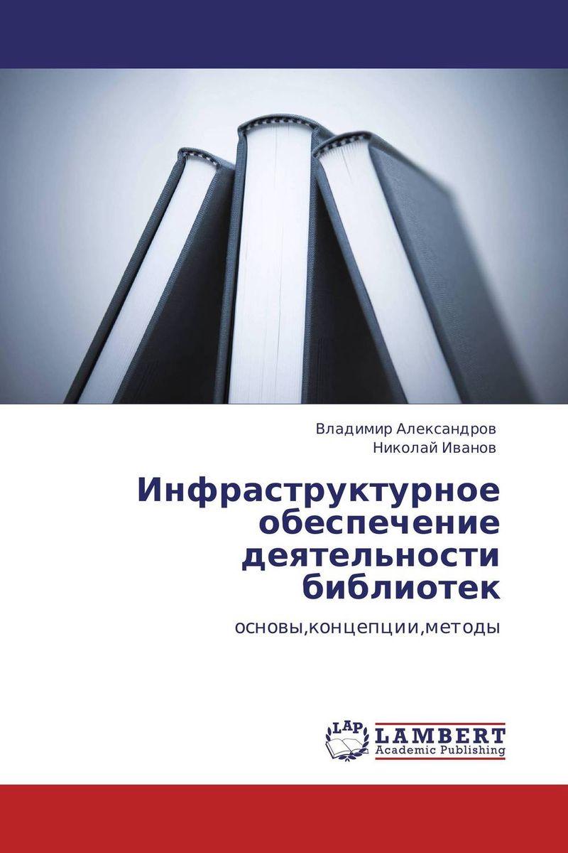 Инфраструктурное обеспечение деятельности библиотек