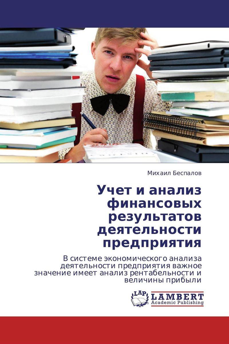 Учет и анализ финансовых результатов деятельности предприятия виктор халезов увеличение прибыли магазина