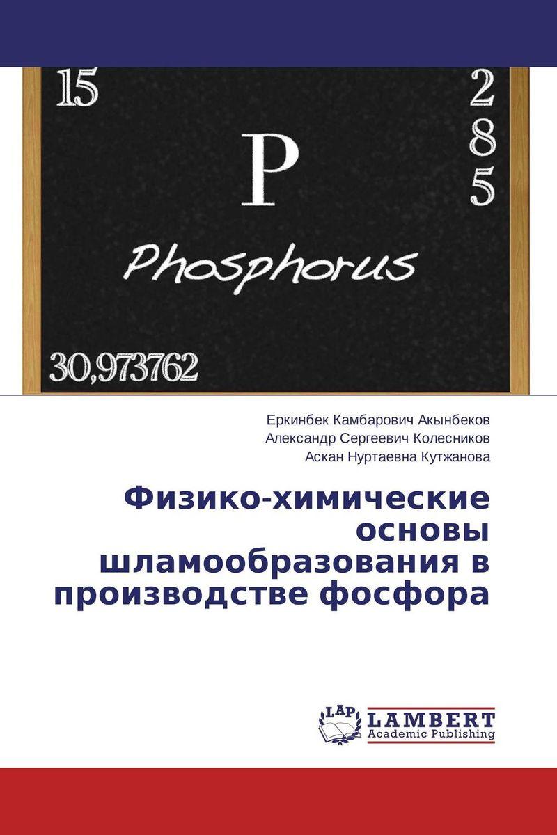 Физико-химические основы шламообразования в производстве фосфора в и томилин физико химические основы технологии электронных средств