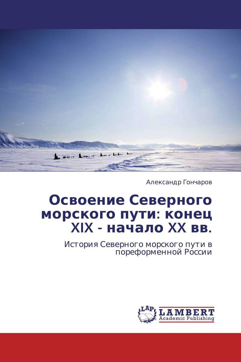 Освоение Северного морского пути: конец XIX - начало XX вв. утерянные земли россии xix–xx вв