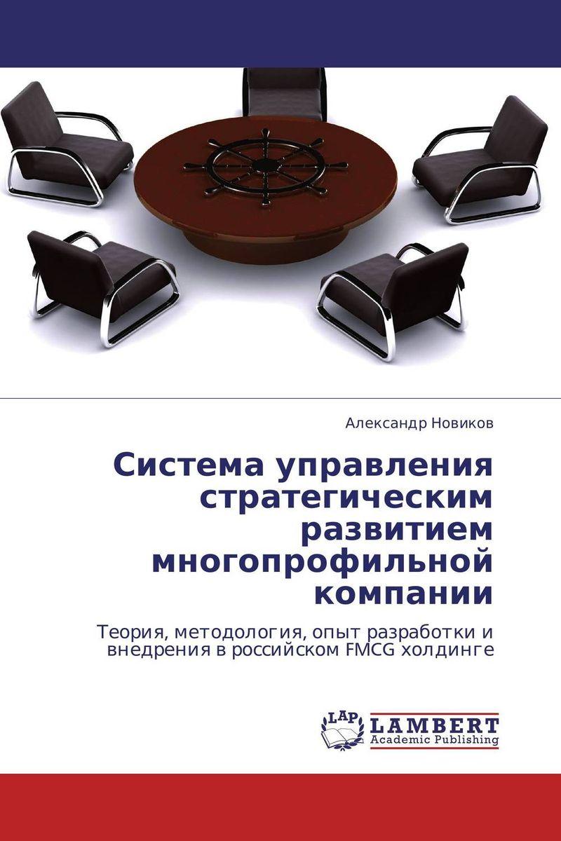 Система управления стратегическим развитием многопрофильной компании