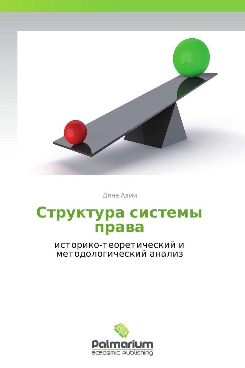Структура системы права соотношение права вто и национального права государств членов монография