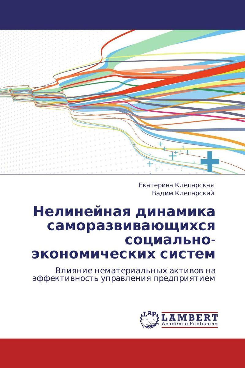Нелинейная динамика саморазвивающихся социально-экономических систем управление динамика неравновесности