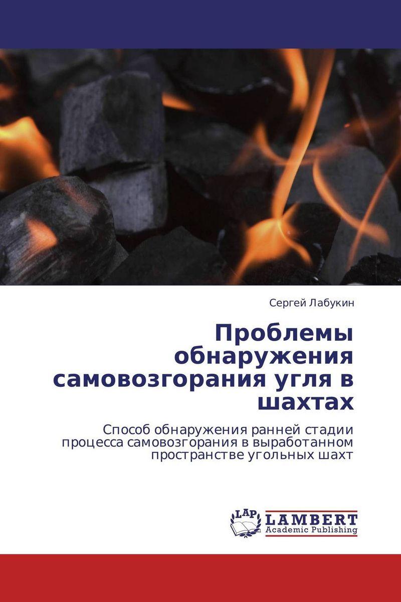Проблемы обнаружения самовозгорания угля в шахтах вячеслав портола развитие обнаружение и локация эндогенных пожаров
