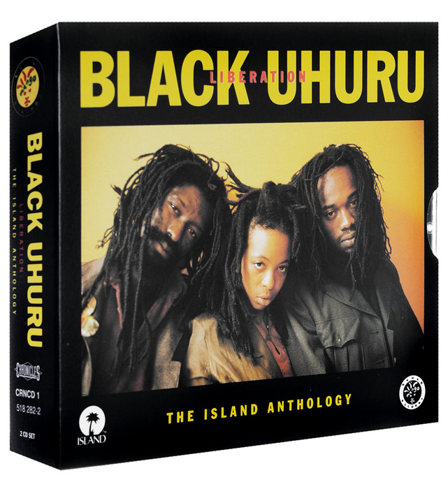 Black Uhuru. Liberation. The Island Anthology (2 CD)
