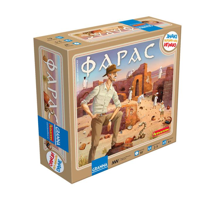 Bondibon Обучающая игра Фарас нескучные игры обучающая игра мемо москва