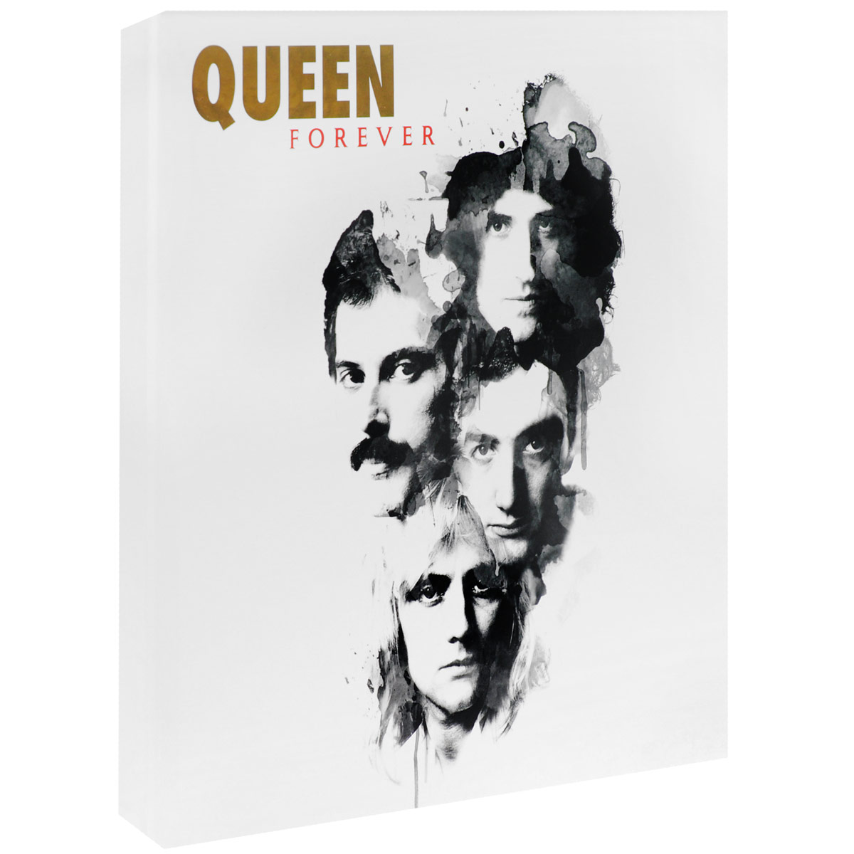цена на Queen Queen. Forever. Limited Edition (5 LP)