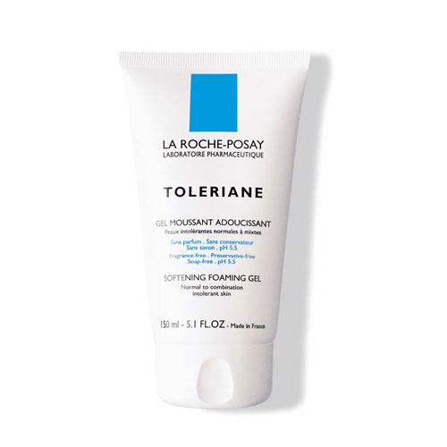 La Roche-Posay Гель очищающий пенящийся для нормальной и комбинированной сверхчувствительной кожи лица Toleriane, 150 мл7172111Предназначен для очищения чрезвычайно чувствительной кожи нормального и комбинированного типа. Хорошо пенится. Смывается водой.