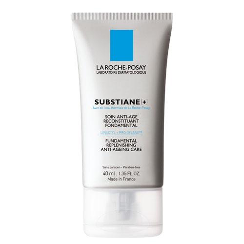 La Roche-Posay Крем для всех типов кожи лица Substiane [+] 40 млM2917100Обеспечивает коже длительное чувство комфорта, возвращает ей сияющий вид. День за днем кожа выглядит более плотной и подтянутой. Контур лица заметно укрепляется. Уникальное сочетание компонентов LINACTYL + PRO-XYLANE™ улучшает регенерацию кожи, воздействуя на ее структуру. Насыщенная, комфортная текстура.