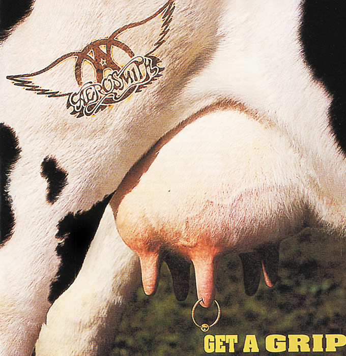 Aerosmith Aerosmith. Get A Grip cd aerosmith get your wings
