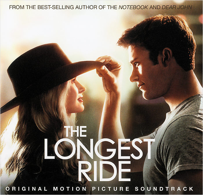 The Longest Ride. Original Motion Picture Soundtrack whiplash original motion picture soundtrack