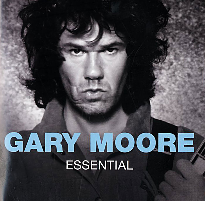 Гэри Мур Gary Moore. Essential gary moore gary moore run for cover
