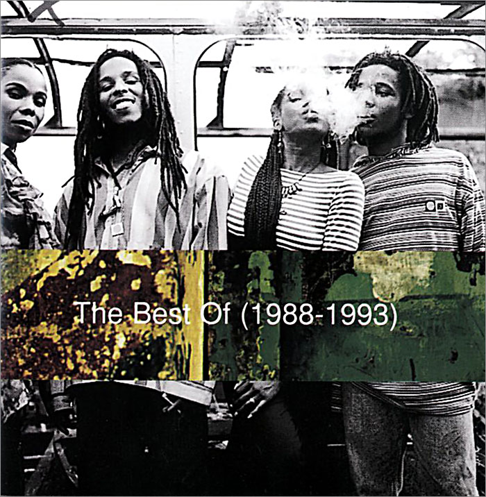 Зигги Марли,The Melody Makers Ziggy Marley and The Melody Makers. The Best Of (1988-1993) набор бит skrab 41601