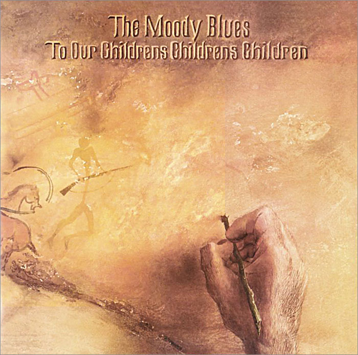 The Moody Blues The Moody Blues. To Our Children's Children's Children moody blues moody blues on the threshold of a dream 180 gr