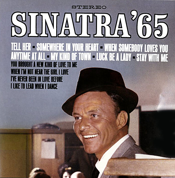 Фрэнк Синатра Frank Sinatra. Sinatra '65 фрэнк синатра frank sinatra nothing but the best