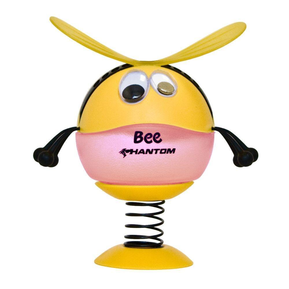 Ароматизатор Phantom Bee, красные ягоды3578•Подвижная конструкция • Ароматическая основа - гель • Французская парфюмерия. Срок действия - 50 дней. • Усовершенствованная конструкция - надежное крепление всех деталей к корпусу Пластико, ароматическая отдушка