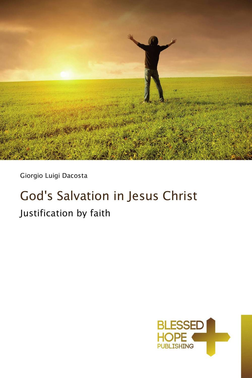 God's Salvation in Jesus Christ bride of the water god v 3