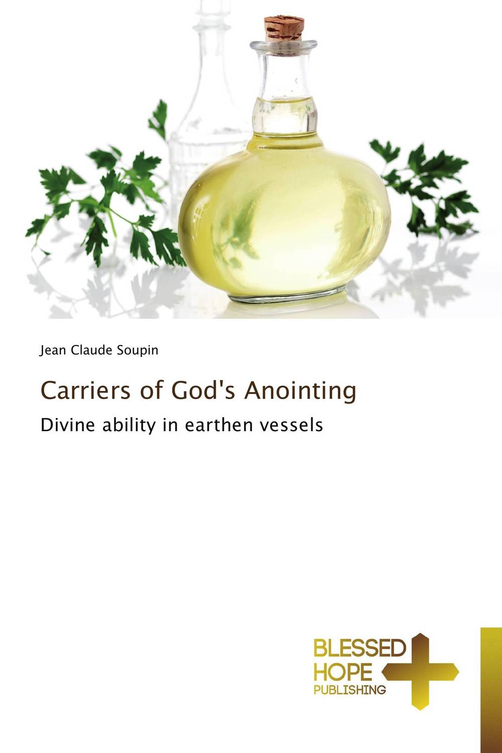 Carriers of God's Anointing i take you uab cd