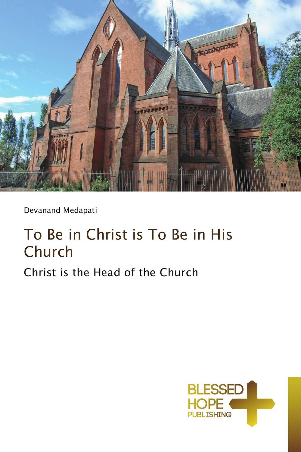 christ оранжевый tula крист To Be in Christ is To Be in His Church