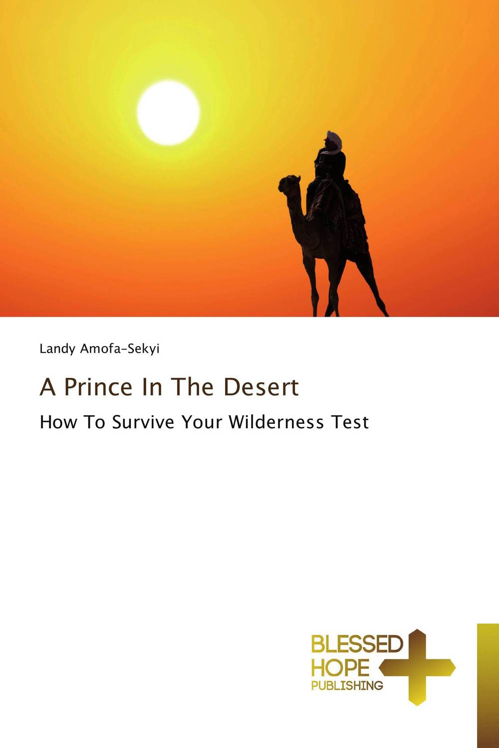 A Prince In The Desert i found you
