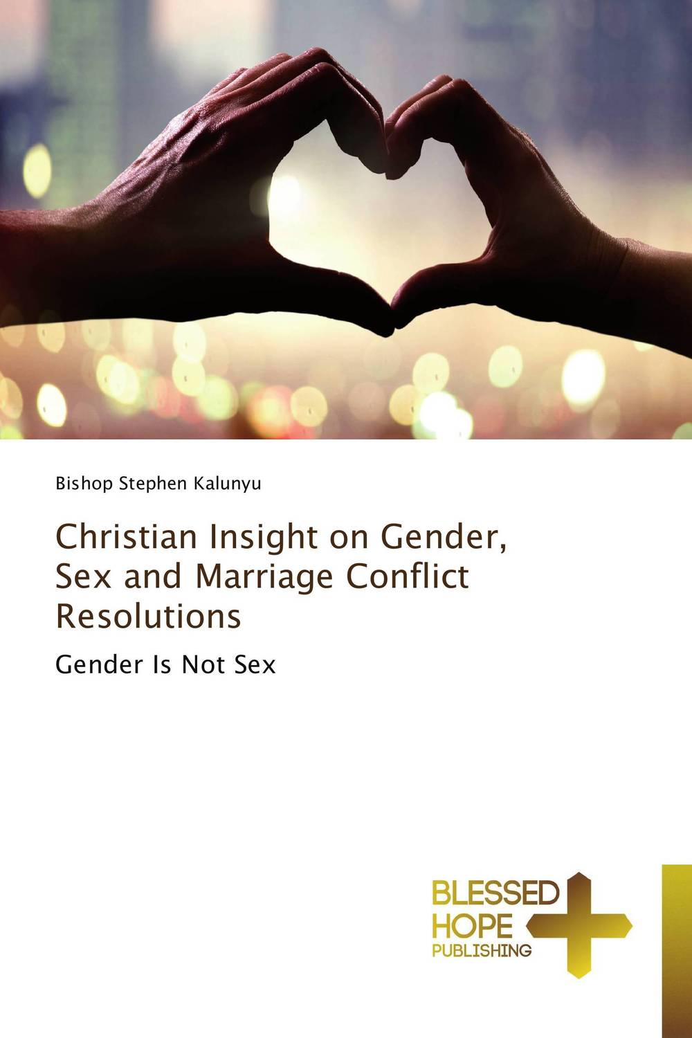 Christian Insight on Gender, Sex and Marriage Conflict Resolutions свадебный реквизит small husband and wife