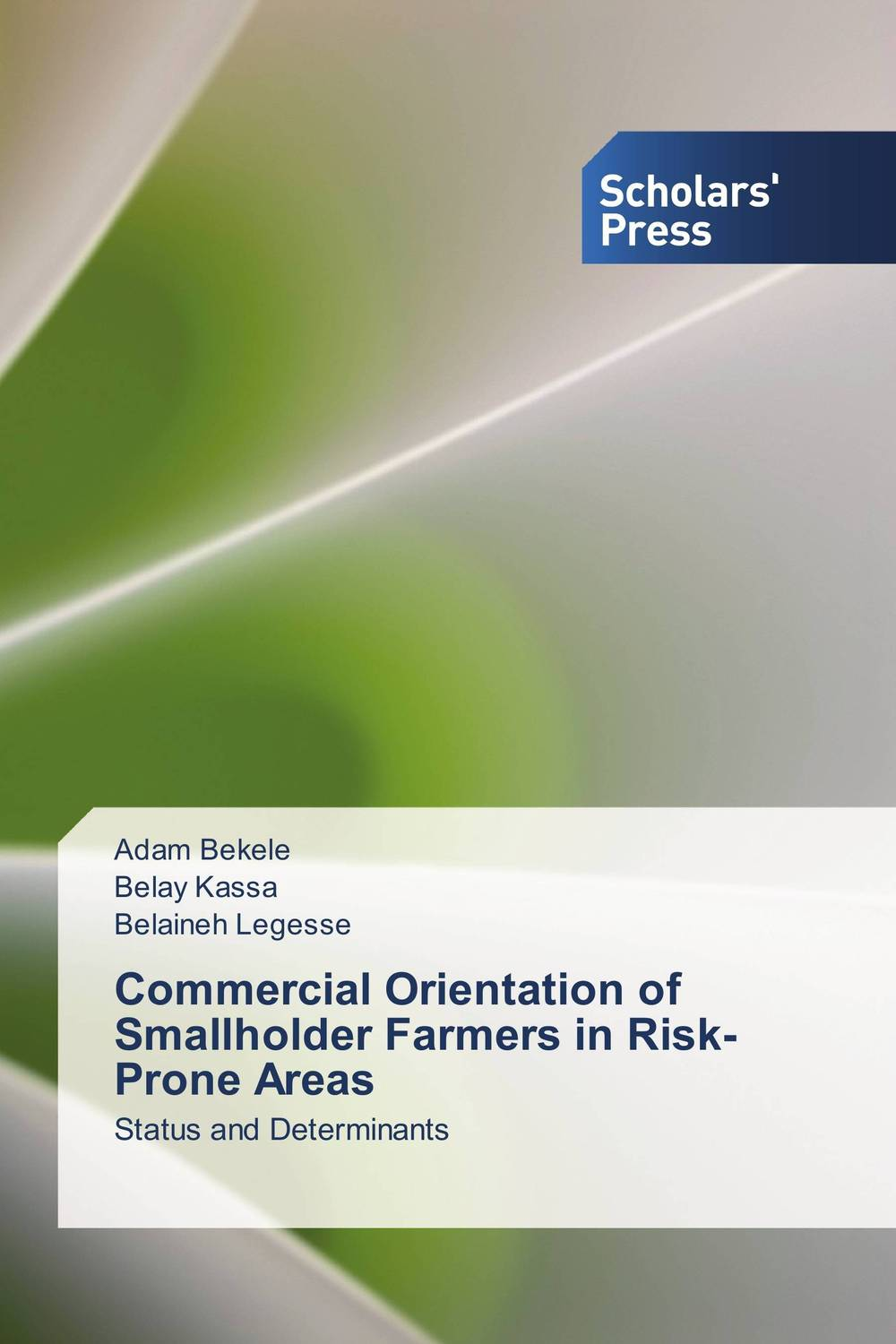 Commercial Orientation of Smallholder Farmers in Risk-Prone Areas simon manda smallholder farmers food security consequences of global land grabs