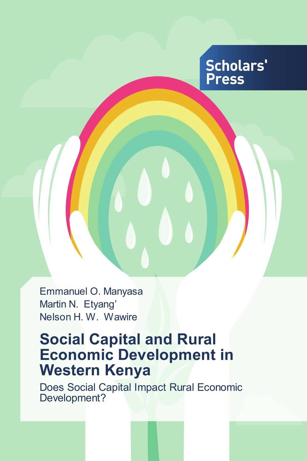 Social Capital and Rural Economic Development in Western Kenya i manev social capital and strategy effectiveness an empirical study of entrepreneurial ventures in a transition economy