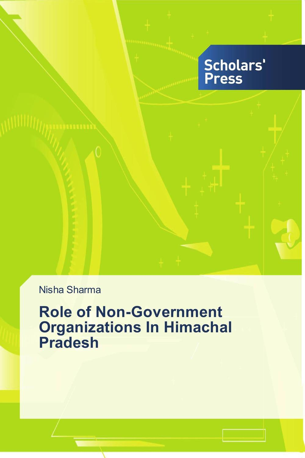 Role of Non-Government Organizations In Himachal Pradesh rakesh kumar emerging role of civil society in development of botswana