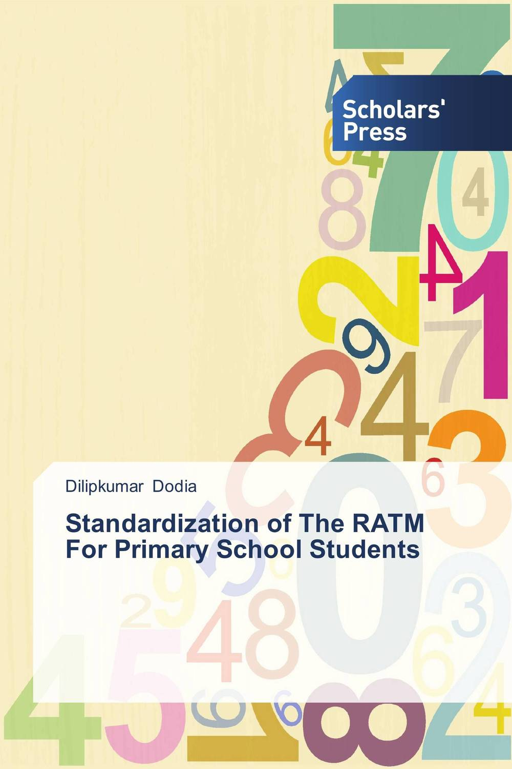 Standardization of The RATM For Primary School Students surprise primary 2 test book