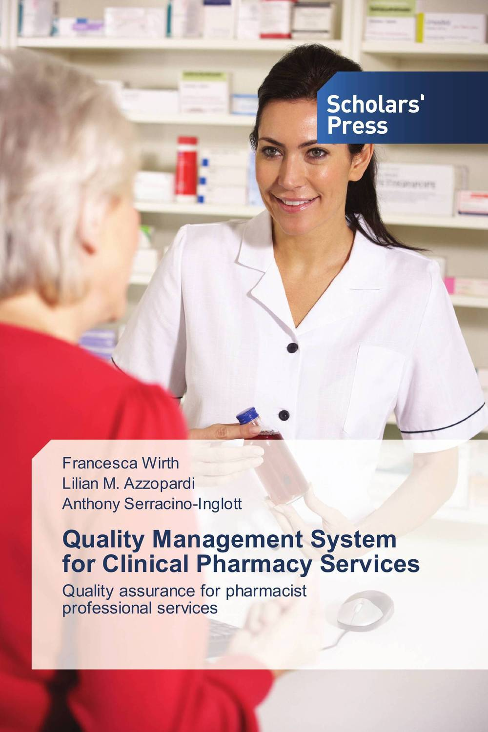 Quality Management System for Clinical Pharmacy Services robert moeller r executive s guide to it governance improving systems processes with service management cobit and itil