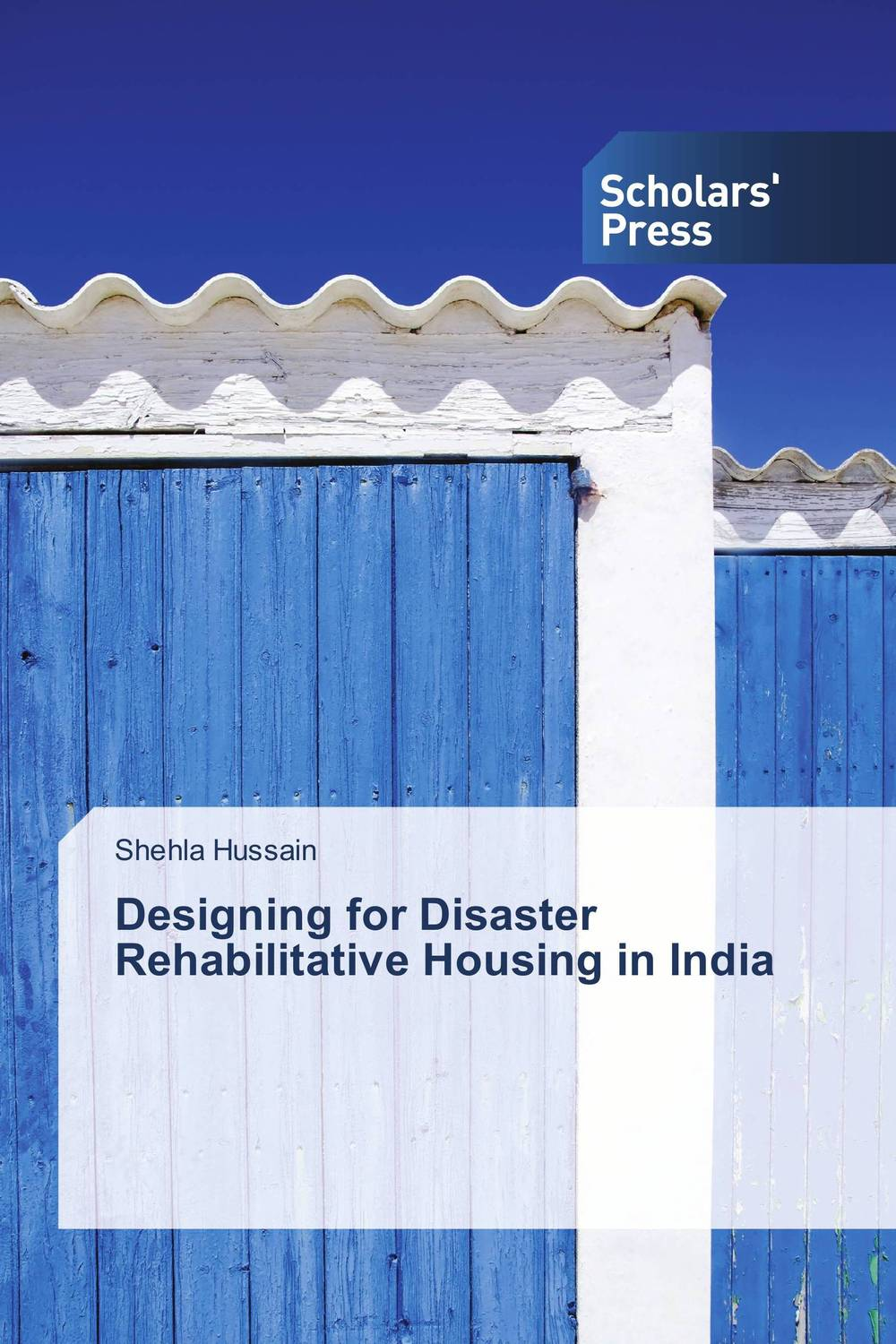Designing for Disaster Rehabilitative Housing in India ballis stacey recipe for disaster