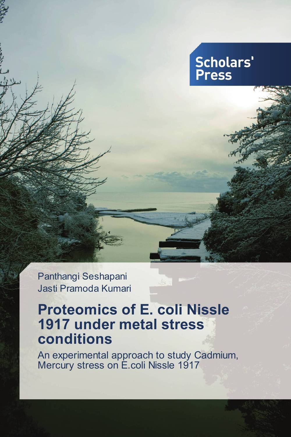 Proteomics of E. coli Nissle 1917 under metal stress conditions deciphering the role of yap4 phosphorylation under stress conditions