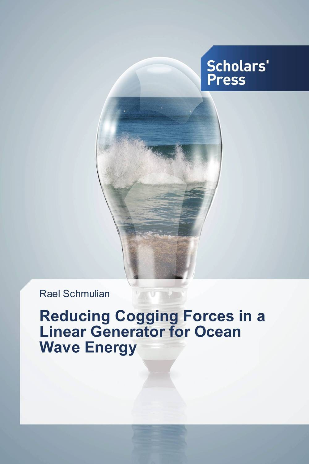 Reducing Cogging Forces in a Linear Generator for Ocean Wave Energy