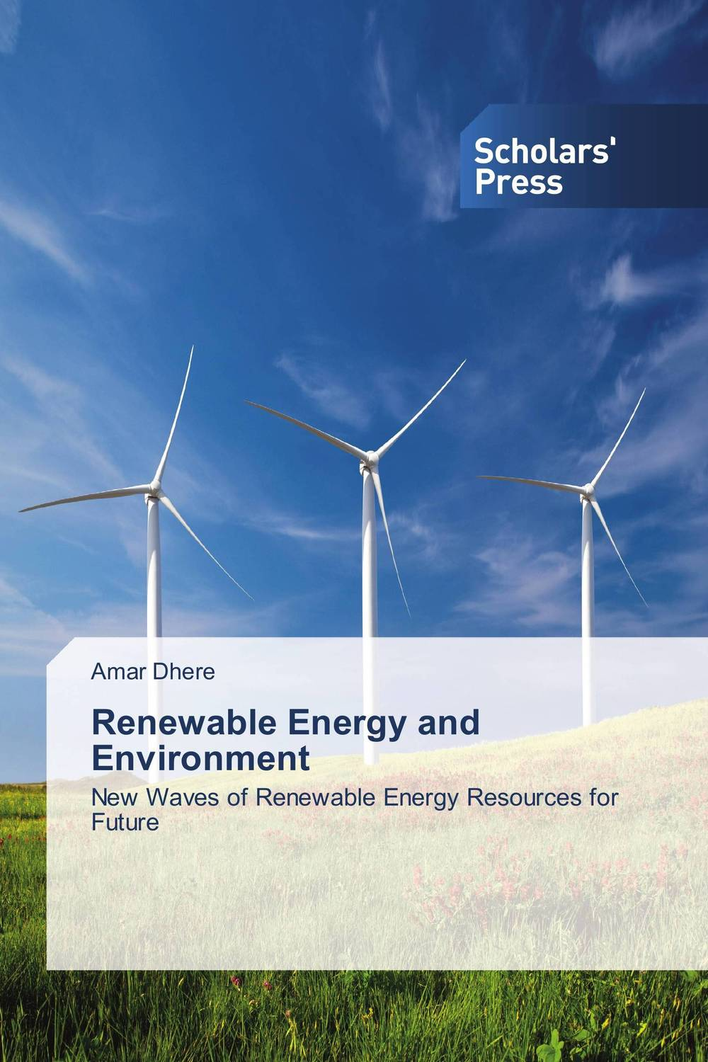Renewable Energy and Environment fundamentals of renewable energy processes