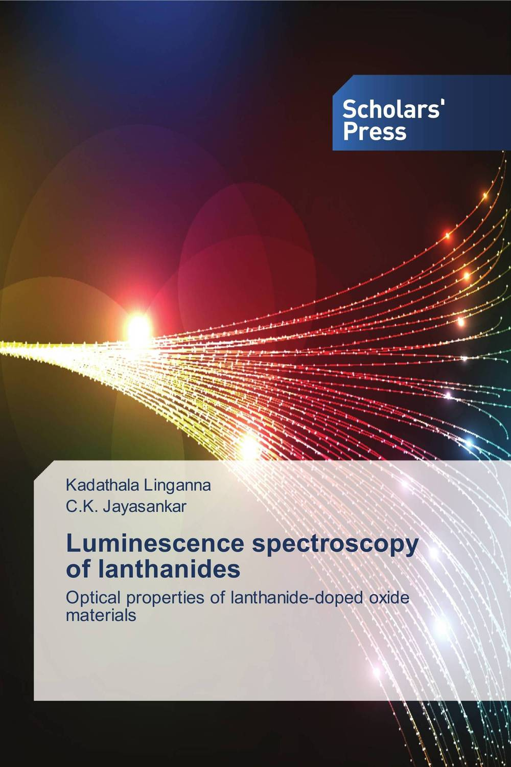 Luminescence spectroscopy of lanthanides katsunari okamoto fundamentals of optical waveguides