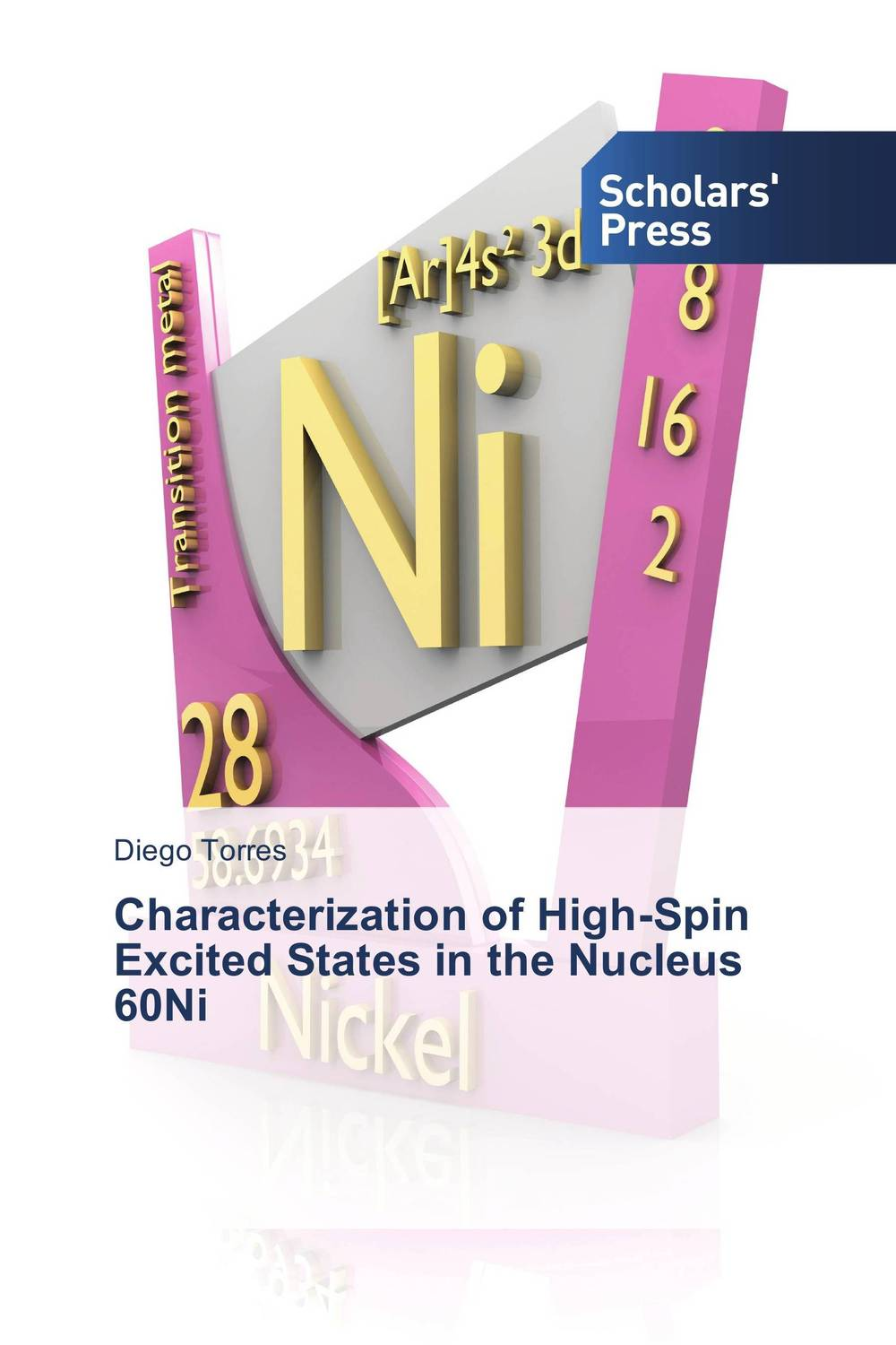 Characterization of High-Spin Excited States in the Nucleus 60Ni