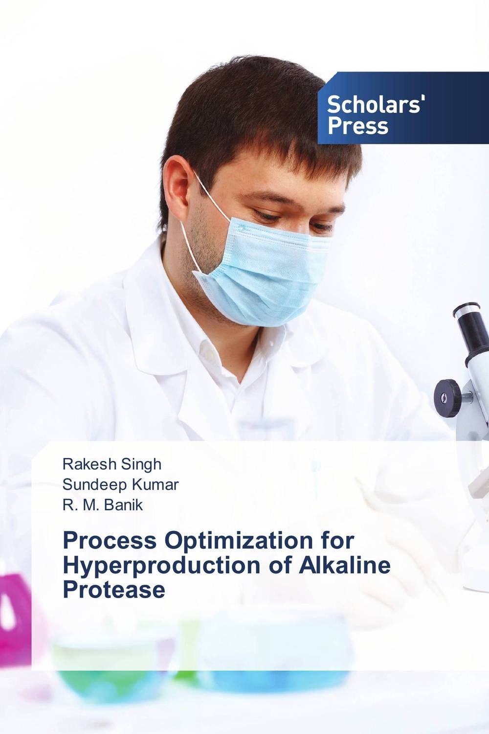 Process Optimization for Hyperproduction of  Alkaline Protease цена