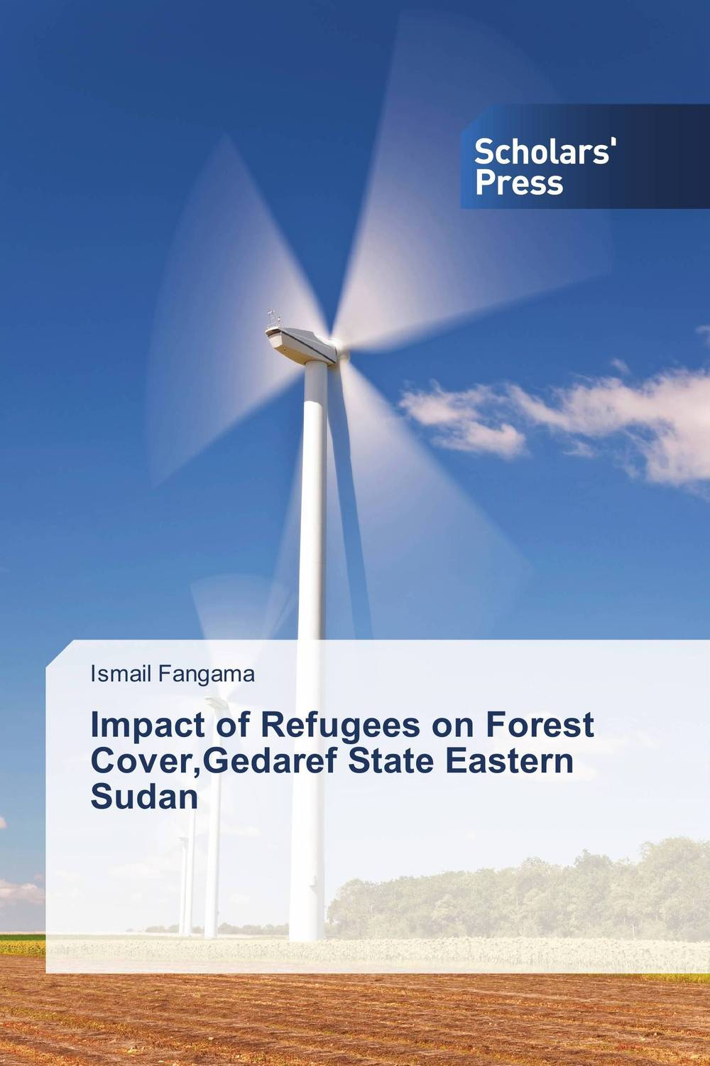 Impact of Refugees on Forest Cover,Gedaref State Eastern Sudan rd parslow parslow information technology for the eighties bcs 81