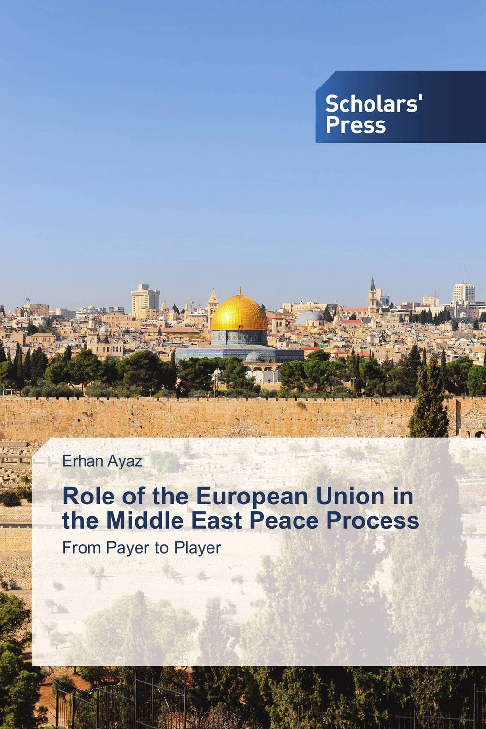 Role of the European Union in the Middle East Peace Process development of the third european union maritime safety package