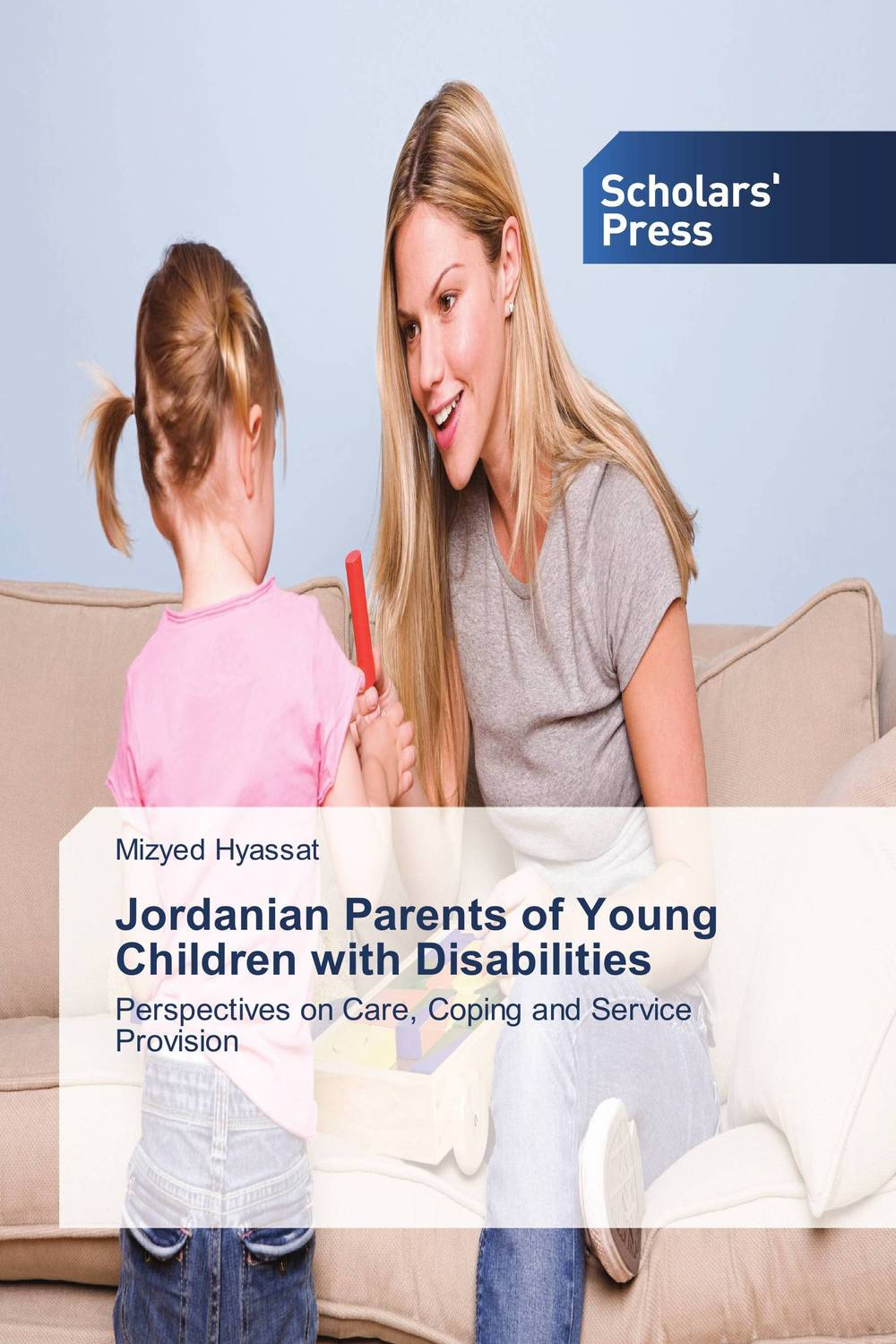 Jordanian Parents of Young Children with Disabilities fly–fishing with children – a guide for parents page 8