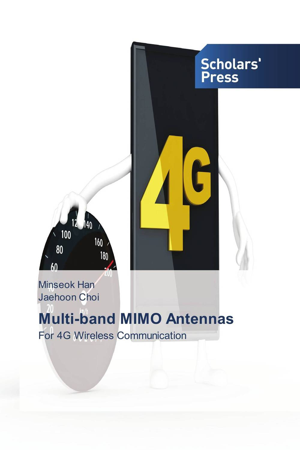 Multi-band MIMO Antennas for their mutual benefit