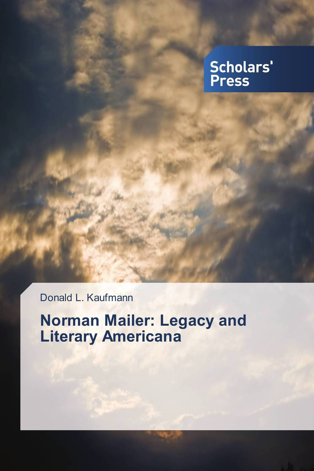 Norman Mailer: Legacy and Literary Americana norman god that limps – science and technology i n the eighties