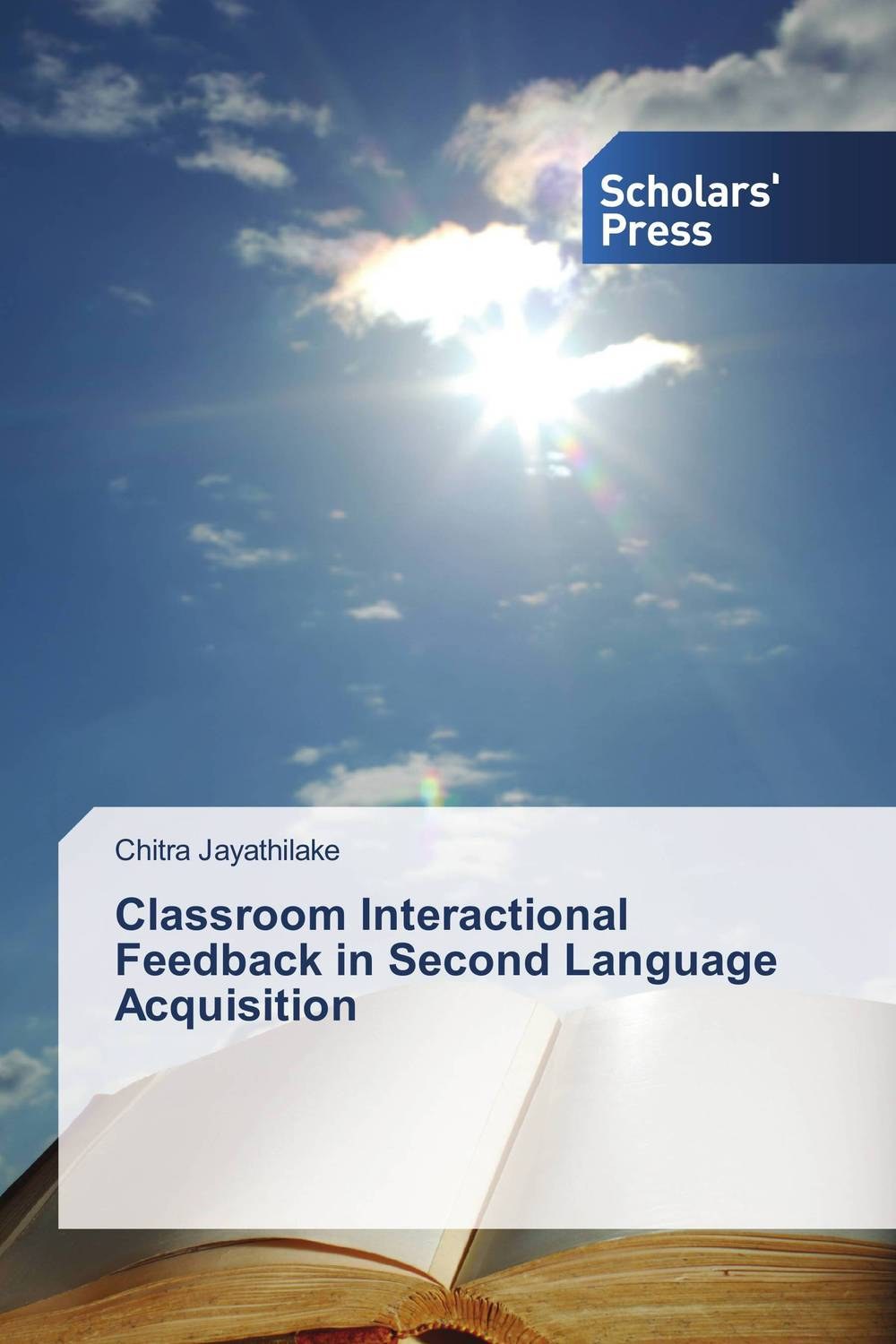 Classroom Interactional Feedback in Second Language Acquisition zoltan dornyei the psychology of second language acquisition