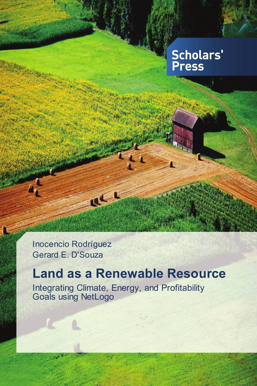 Land as a Renewable Resource bim integrated renewable energy analysis