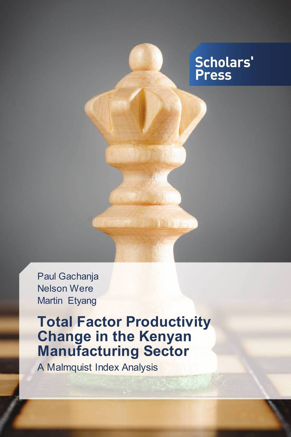 купить Total Factor Productivity Change in the Kenyan Manufacturing Sector онлайн