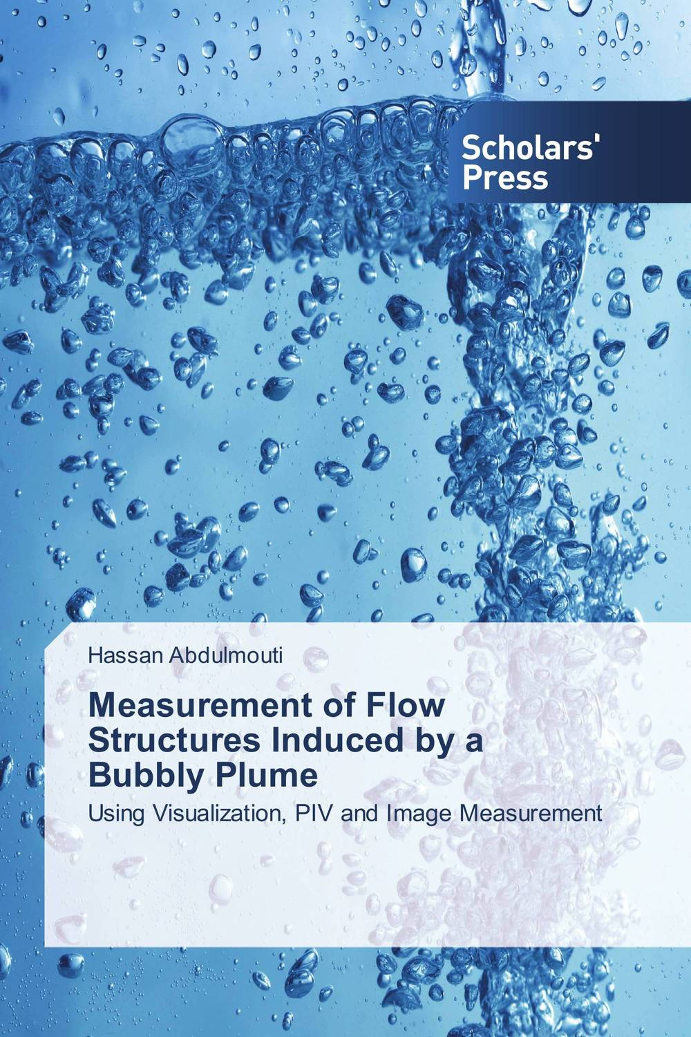 Measurement of Flow Structures Induced by a Bubbly Plume игрушка мягкая nattou jack jules nestor в ассорт слоник мишка утенок 843126