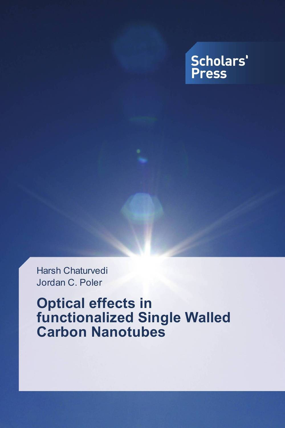 Optical effects in functionalized Single Walled Carbon Nanotubes