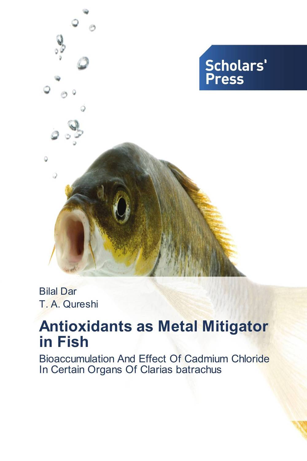 Antioxidants as Metal Mitigator in Fish cadmium from earth crust to fish tissues
